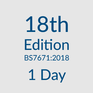 18th edition 1 day course
