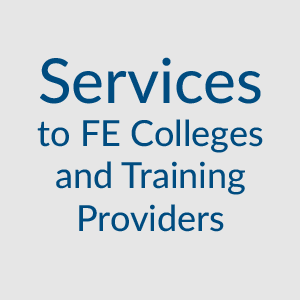 services to FE Colleges